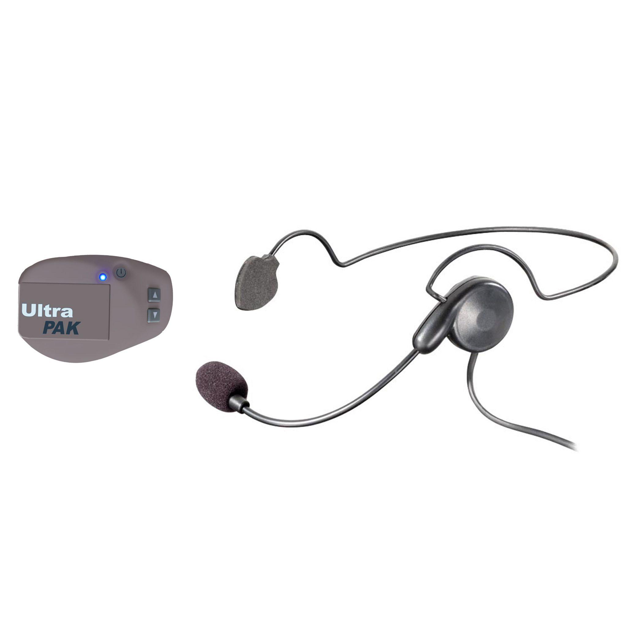 UltraPAK Wireless Headsets