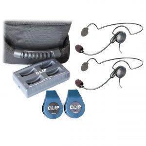 The Clip Wireless Intercom C2CYB