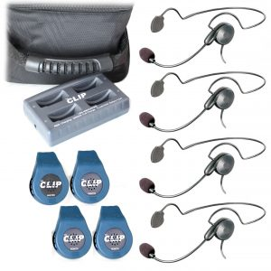 The Clip Wireless Intercom C4CYB