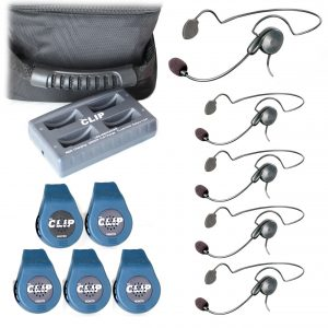 The Clip Wireless Intercom C5CYB