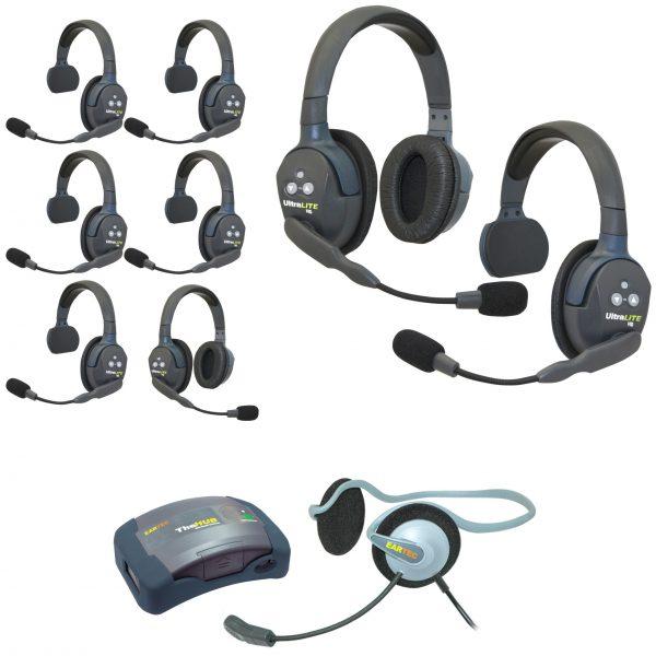 Eartec HUB Wireless Headsets HUB962MON