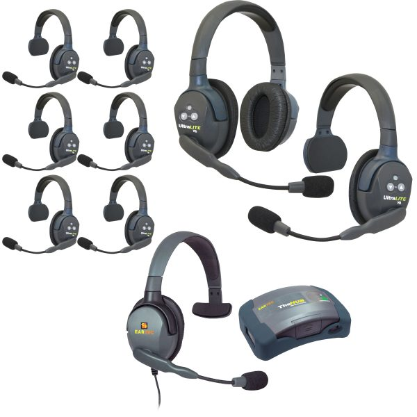Eartec HUB Wireless Headsets HUB971MXS