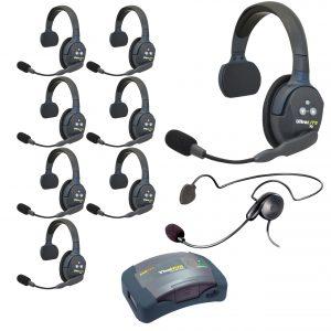 Eartec HUB Wireless Headsets HUB9SCYB