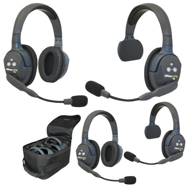 Social distance headsets UltraLITE UL422
