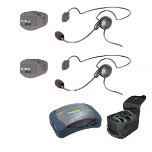 UltraPAK Wireless Headsets UPCYB2