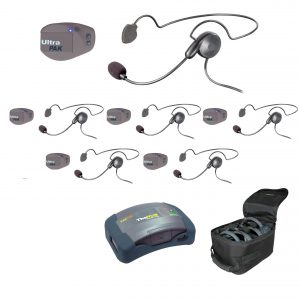 UltraPAK Wireless Headsets UPCYB6