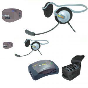 UltraPAK Wireless Headsets UPMON2