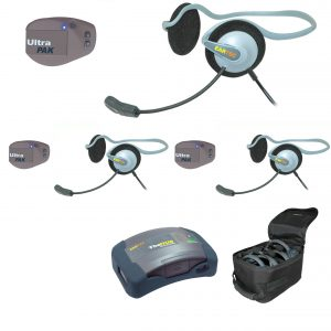 UltraPAK Wireless Headsets UP3MON