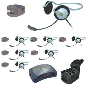 UltraPAK Wireless Headsets UPMON7