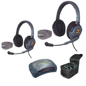 UltraPAK Wireless Headsets UPMX4GD2