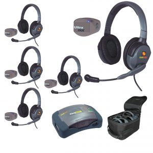 UltraPAK Wireless Headsets UPMX4GD5
