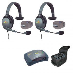 UltraPAK Wireless Headsets UPMX4GS2