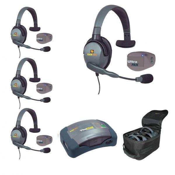 UltraPAK Wireless Headsets UPMX4GS4