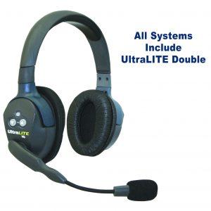 Eartec Wireless Headsets Dual Ear