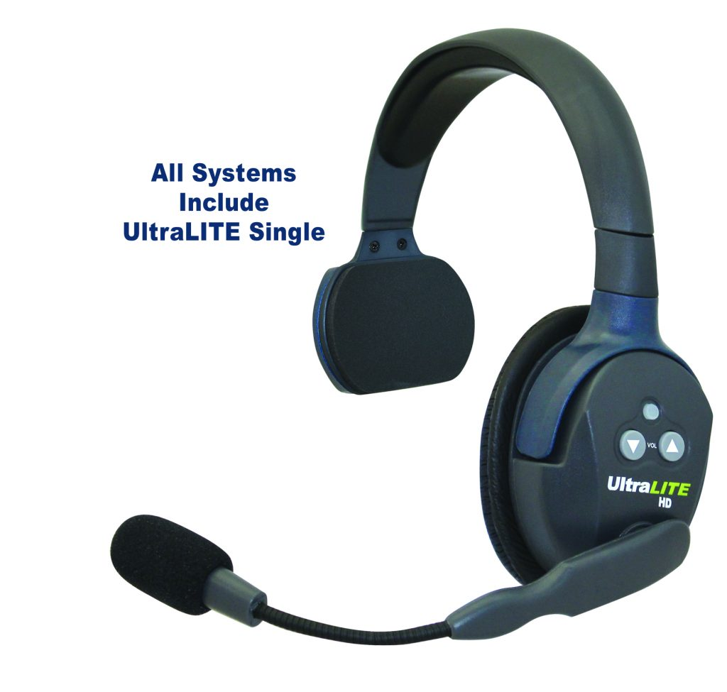 UltraLITE Wireless Headsets