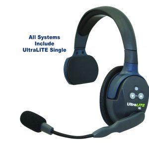 UltraLITE Wireless Headsets